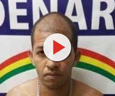Homem ameaça Bolsonaro e é preso (Foto: Reprodução/Twitter)