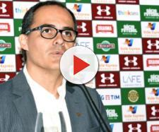 Pedro Abad pode deixar o Fluminense antes do fim de seu mandato (Reprodução: Lancenet)