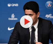 PSG : Nasser Al-Khelaïfi 'heureux' en vue du mercato
