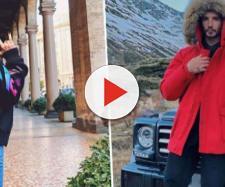 Stefano De Martino: Capodanno in montagna con Paola Di Benedetto, ma senza Fede.