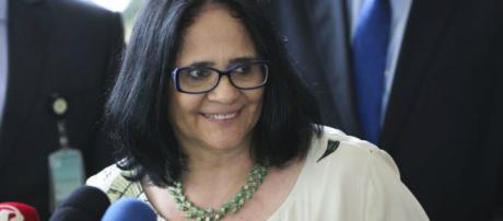 Damares Alves, advogada, ativista, pastora e ex-assessora de Magno Malta (Valter Campanato/Agência Brasil).