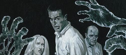 Cartaz de divulgação do filme A Noite dos Mortos Vivos. (Divulgação)