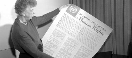 Declaração Universal dos Direitos Humanos faz 70 anos de sua implantação (Arquivo: ONU)