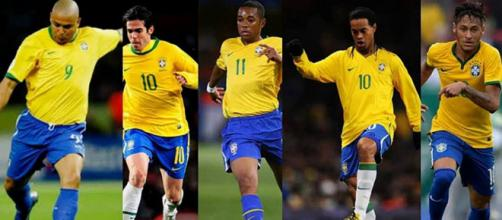 Football are Samba (Brazil) ○ Ronaldinho ○ Neymar ○ Ronaldo ... - dailymotion.com