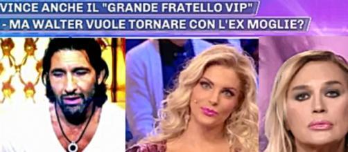 Francesca Cipriani e Lory Del Santo si scontrano su Walter Nudo. Blasting News