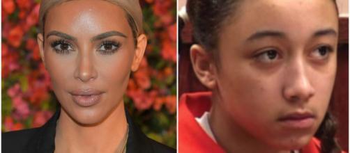 Kim Kardashian called her lawyer to help Cyntoia Brown, the sex ... - hellogiggles.com