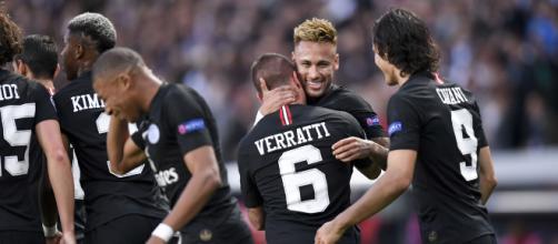 Le PSG a validé son billet pour les huitièmes de finale de la Ligue des Champions.