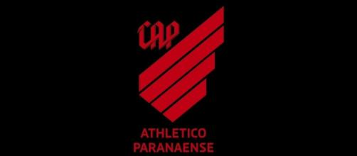 Novo escudo do Athletico Paranaense. (Divulgação/Club Athletico Paranaense)