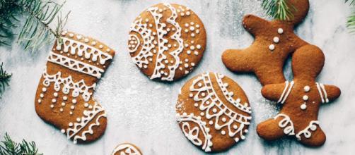 O biscoito tradicional do Natal pode ser uma ótima opção de presente (Reprodução: Pinterest)