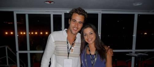 O casamento de Joaquim Lopes e Thais Fersoza acabou logo depois da lua de mel (Reprodução: Arquivo Blasting News)