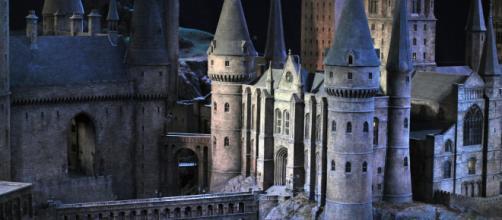 O castelo de Hogwarts apresentado no Studio Tour London da Warner Bros. (Reprodução: Pottermore)