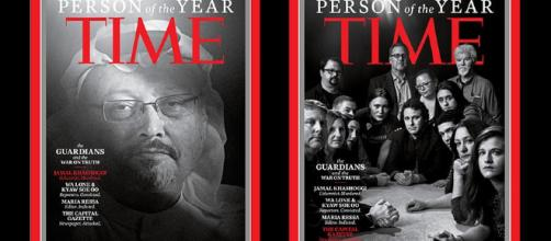 Time Magazine Selects Group of Persecuted Journalists as Person of ...(Image via Time/Youtube)