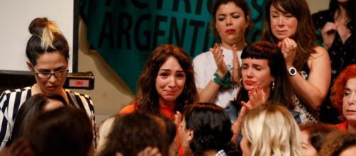 Un grupo de actrices dio a conocer una denuncia penal contra Juan ... - com.ar