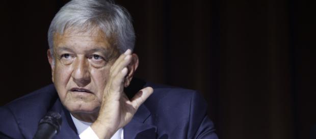 El presidente de México, Andrés Manuel López Obrador. - libremercado.com