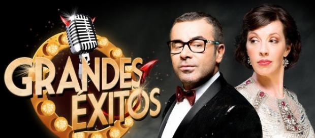 Jorge Javier Vázquez protagoniza 'Grandes Éxitos'. / YouTube
