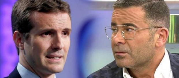 Pablo Casado y Jorge Javier Vázquez