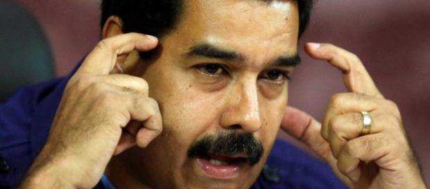 Presidente da Venezuela, Nicolas Maduro, faz críticas ao vice-eleito do Brasil, general Mourão (Reprodução: Agência Brasil)