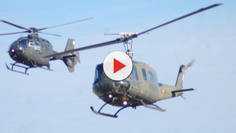 El Ejército de Tierra despide a su helicóptero más veterano: adiós al H1H Huey