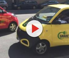 Share'ngo. le auto elettriche della società
