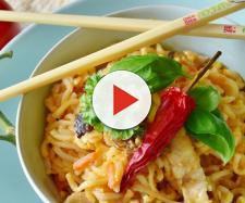 UK, mangia pollo al curry cinese e resta paralizzato