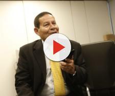 Vice-presidente eleito, general Mourão, concede entrevista à Revista Crusoé. (Foto: Adriano Machado/Crusoé)