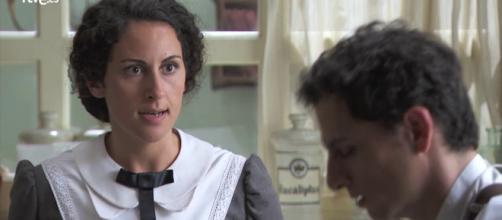 Anticipazioni, Una Vita: Lolita già fidanzata sospende le nozze con Antonito