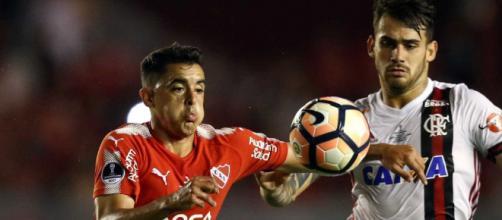 Flamengo foi o último time a chegar à final e perder (Crédito: Divulgação/Independiente)