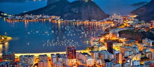 Rio de Janeiro, um dos lugares para visitar antes de morrer (Reprodução: Architória)