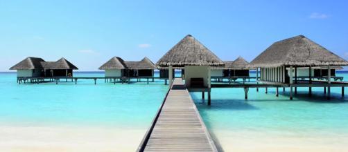 Ilhas Maldives, um dos locais no top 5 da Lonely Planet (Reprodução: Fourseasons)