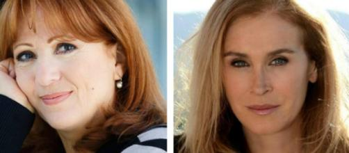 Marina Tagliaferri e Maria Giulia Cavalli, protagoniste di Un Posto al Sole, compiono oggi gli anni.