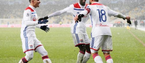 Lyon attend son adversaire en huitièmes de finale de la LDC.