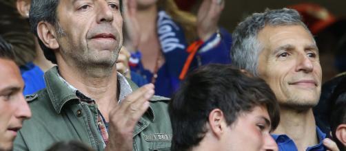 """Pour Michel Cymes, Nagui est la """"pâte à tartiner du PAF"""" ! - Télé Star - telestar.fr"""