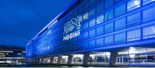 Sede mundial da Nestlé em Vevey, Suíça. (Reprodução: Arquivo corporativo Nestlé)