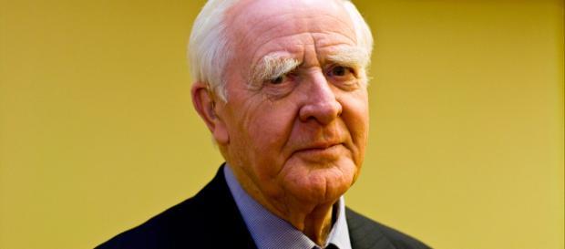 John le Garré es el mayor cronista de la posguerra de la Segunda Guerra Mundial
