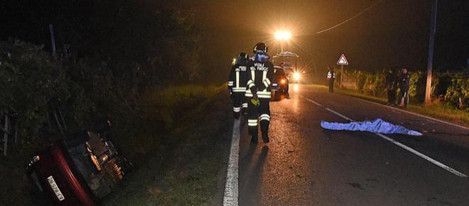 Calabria, infermiera muore travolta da un'auto mentre rientra a casa dal lavoro