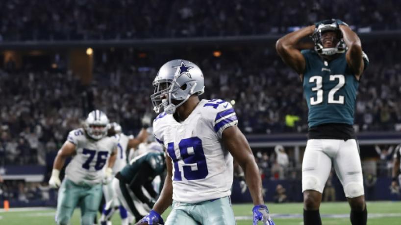 NFL Semana 14/ Cowboys se afianzan como líder del Este con triunfo fortuito ante Philly
