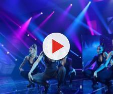Ana Guerra, en la semifinal de 'OT 2018'. / RTVE.es