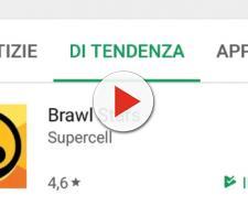 Brawl Stars al primo posto dei giochi principali di Google Play