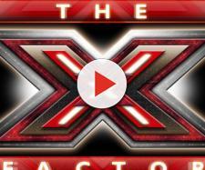 Il logo ufficiale del talent X Factor