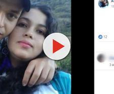 Jéssica Cristina Pina morreu com tiros de espingarda; Angelo Daniel Lima se matou em seguida — Foto: Reprodução/Facebook