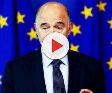 Marco Travaglio attacca Pierre Moscovici
