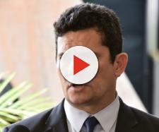Moro concede entrevista ao Datena e fala de condenação de Lula (Rafael Carvalho/Governo de Transição)