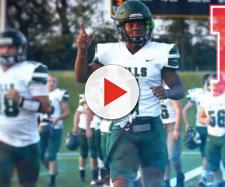 Wandale Robinson looking for national accolades [Image via Elite Sports/YouTube]