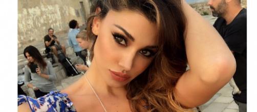 Belen Rodriguez, nuova polemica per una sua storia su Instagram