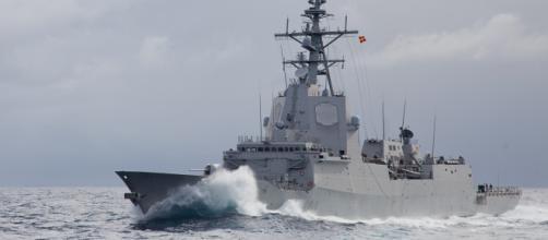 Fragata clase F-100, las nuevas F-110 las complementaran a partir de la próxima década