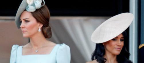 Meghan si sentirebbe 'frustrata', Kate a colloquio dalla regina (RUMORS)