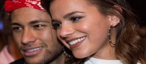 Neymar e Bruna Marquezine (Foto: Reprodução Instagram)