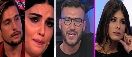 Teresa Langella elimina Andrea Del Corso, Lorenzo Riccardi bacia Giulia Cavaglia