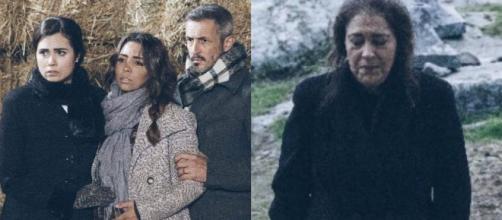 Trame, Il Segreto: Maria scopre che Emilia è incinta, Francisca augura il male a Saul