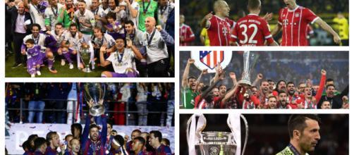 UEFA : top 5 des meilleurs clubs de ces cinq dernières saisons